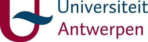 logo University of Antwerp